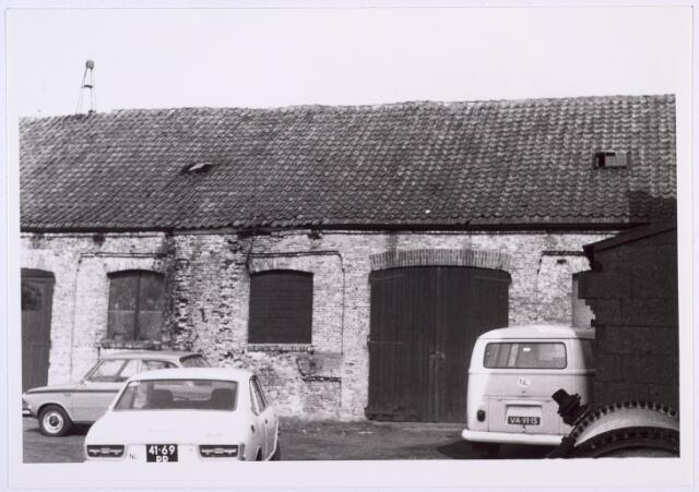 014189 - Oude wolwasserij op Broekhoven. Voorheen was in dit complex stoom-, was- en strijkinrichting Het Groenewoud gevestigd