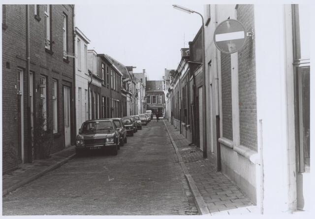 026325 - Mariastraat gezien vanuit de Langestraat
