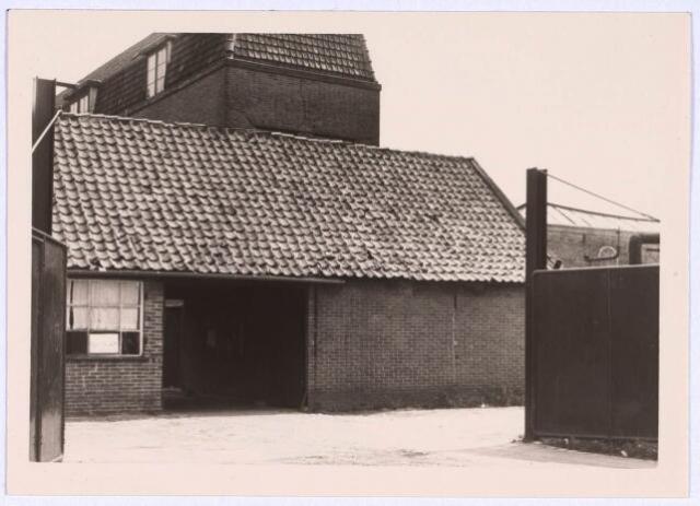 022671 - Gebouw op het complex van de voormalige leerfabriek De Hinde aan de Hoogtestraat
