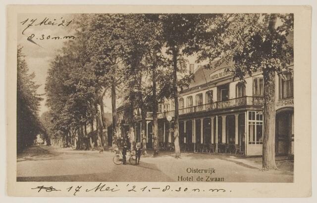 074518 - De Lind. Hotel de Zwaan.