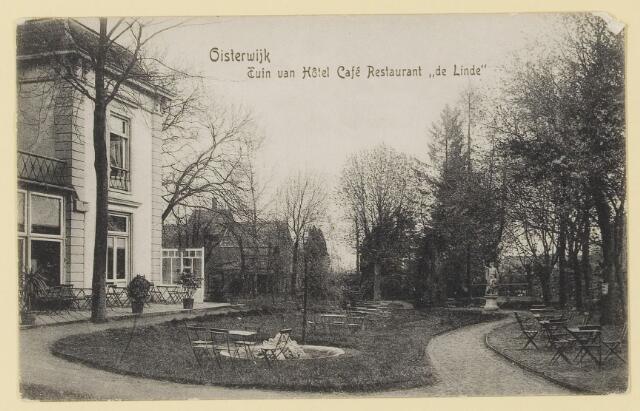 074508 - De Lind. Hotel De Linde te Oisterwijk. sinds 1929 in gebruik als pastorie.