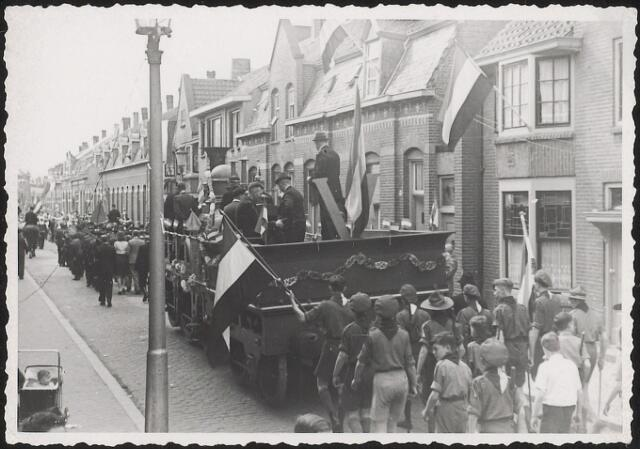 603938 - WO2 ; WOII ; Bevrijdingsoptocht. Tweede Wereldoorlog