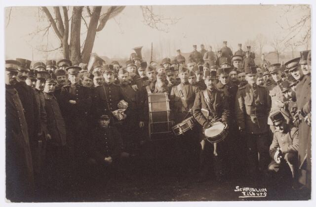 053603 - Mobilisatie. Eerste Wereldoorlog 1914 - 1918;