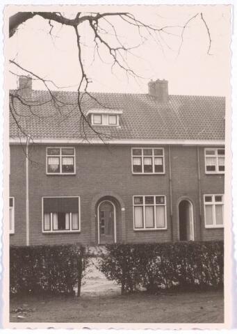 020180 - Pand Hasselplein 11 eind 1962