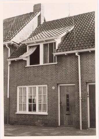 017440 - Pand Van de Coulsterstraat 28 anno 1962