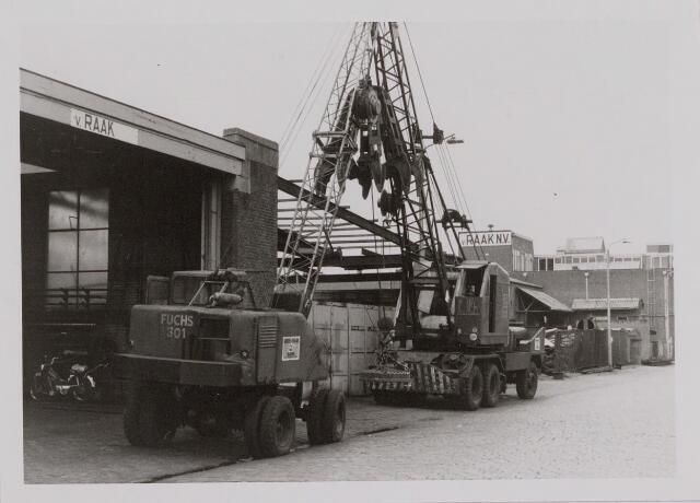 040258 - Firma van Raak (handel in oud ijzer)
