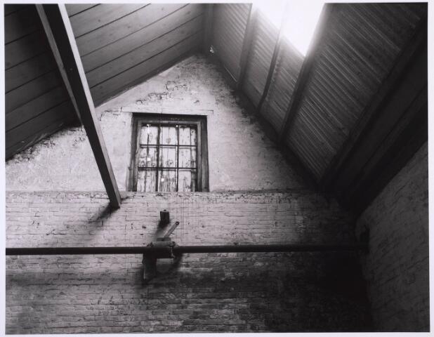 023202 - Duvelhok. Werkcentrum voor beeldende expressie. Interieur vóór de restauratie