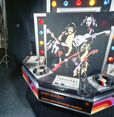 D-00795 - Ohio sound geluidsysteem - geproduceerd door de geluidstak van Jac van Ham Gaming