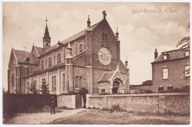 055190 - R.K. kerk O.L.V. van Altijd durende bijstand, gebouwd door architect P. Soffers