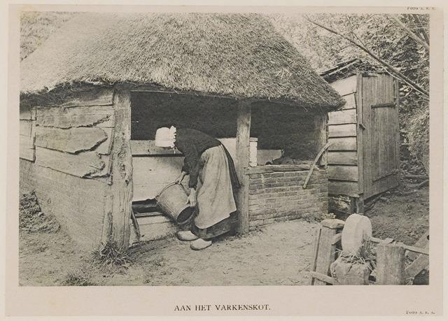 076530 - Het Brabantse plattelandsleven.