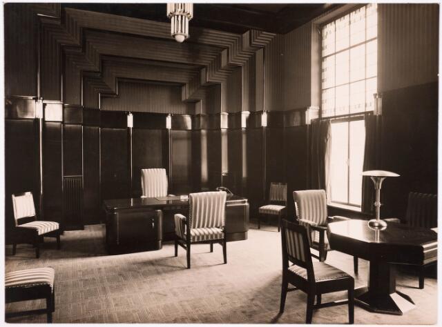 032149 - Interieur van het Paleis-Raadhuis aan het Stadhuisplein