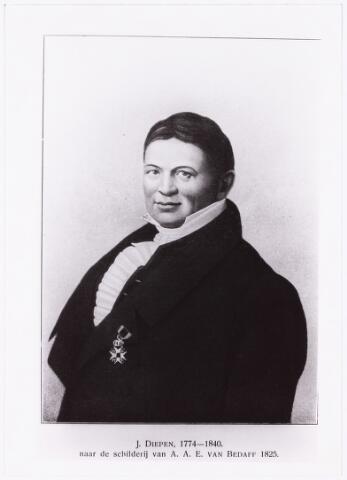 008207 - Litho. Jan Diepen 1774-1840