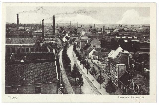 000596 - Panorama Goirkestraat.