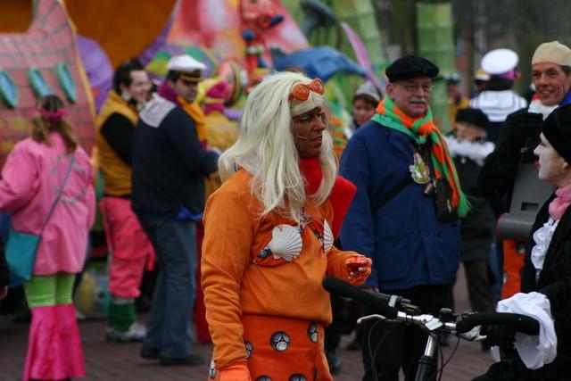 657228 - Carnaval. Optocht. D'n opstoet in Tilburg.