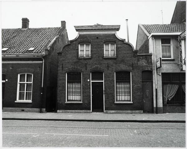 033159 - Voorgevels van de panden aan de Telegraafstraat nummers 9 en 7