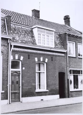 023774 - Pand Koestraat 59 halverwege oktober 1962