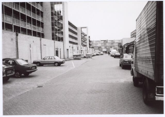 017467 - Daniel Josephus Jittastraat in de richting van de Westermarkt