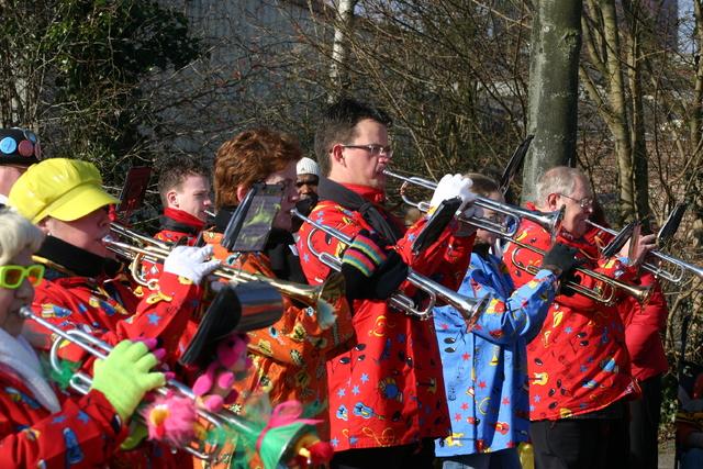 657254 - Carnaval. Optocht. D'n opstoet in Tilburg.