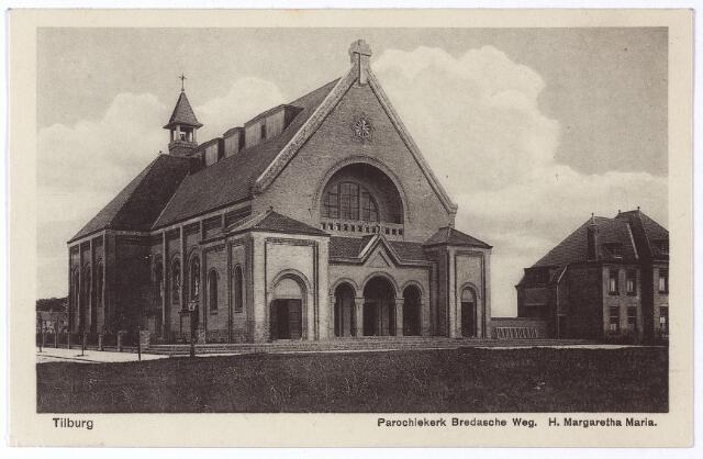 002062 - Ringbaan-West, kerk en pastorie van de H. Margarita Maria.