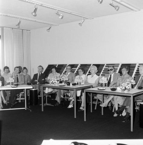 1237_012_986_002 - Viering van een jubileum van textiel firma Van Besouw bij restaurant Boschlust in Goirle in juni 1980.