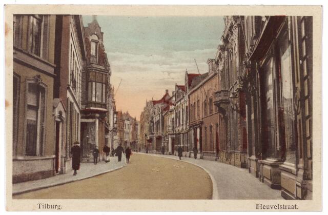 001080 - Heuvelstraat tussen Heuvel en  Willem II-straat.