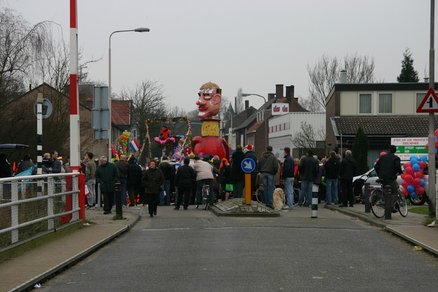 657281 - Carnaval. Optocht. D'n Opstoet van Tilburg in 2007.