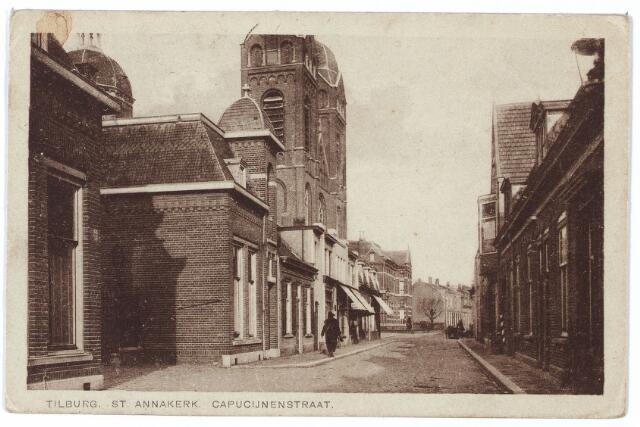000338 - Capucijnenstraat, St. Annakerk.