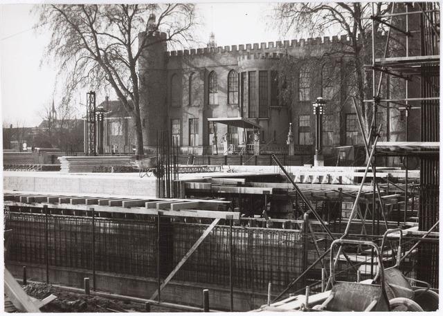 032588 - Bouwput hoogbouw aan het Stadhuisplein