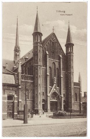 000711 - Hasseltstraat, Hasseltse kerk van O.L.V. van de H. Rozenkrans.