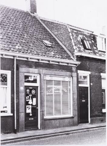 034484 - Lijnsheike 213; thans heet dit deel van de straat Von Weberstraat. De meeste huizen aan het Lijnsheike zijn inmiddels gesloopt.