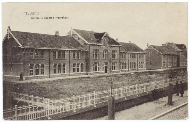 000198 - Generaal Kromhout kazerne aan de Bredaseweg