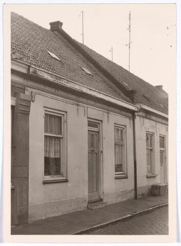 017164 - Pand Capucijnenstraat 167 anno 1969
