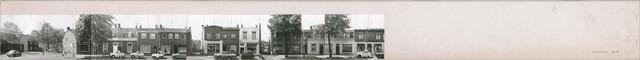 1625_0047 - Fotostrook; straatwand; panden aan de linten en hoofdverbindingswegen in het centrum van de stad; ; foto's werden tussen 1976 en 1985 gemaakt.