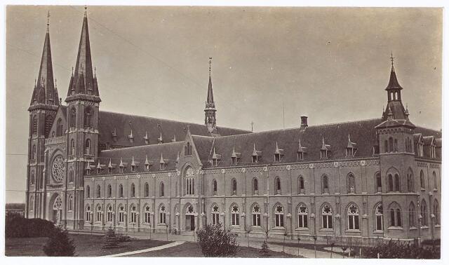 062185 - Kloosters. Abdij van Onze Lieve Vrouw van Koningshoeven aan de Eindhovenseweg 3