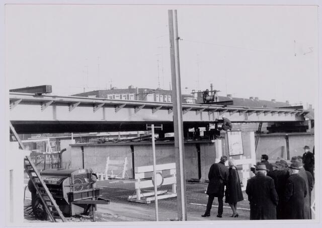 037267 - Spoorwegen: Hoogspoor (viaduct Heuvel)