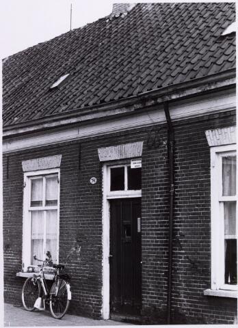 033930 - Onbewoonbaarverklaarde woning aan de Vendeliersstraat 74, voorheen genaamd Stevenzandsestraat