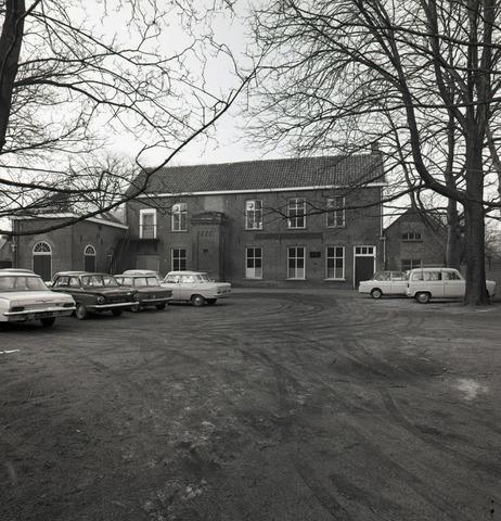 653707 - Cultuur. Duvelhok. Oorspronkelijk een onderdeel van een wollenstoffenfabriek, tegenwoordig in gebruik voor culturele activiteiten.
