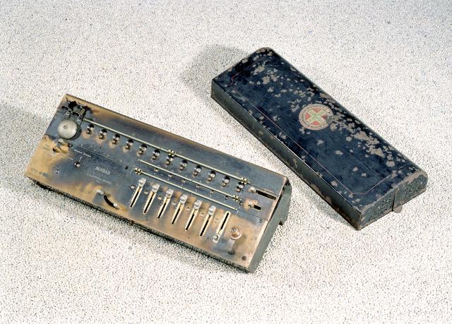 D-001992-1 - Scryption,coderingsapparaat ?