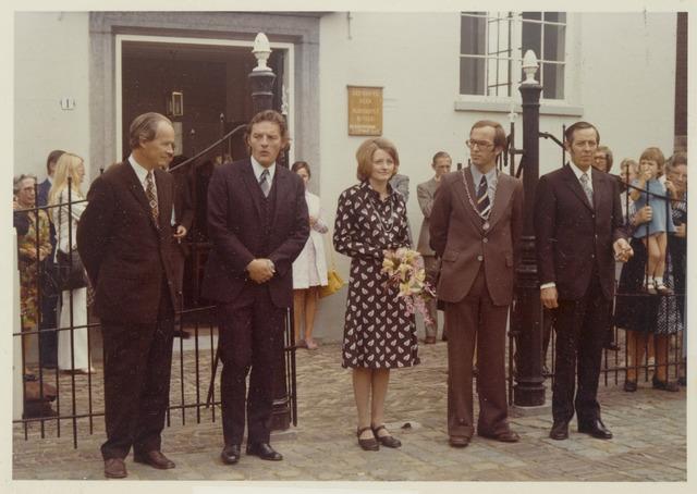 89084 - Installatie van de nieuwe burgemeester van Terheijden: dhr. J. van Maasakkers