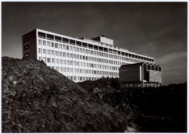 017732 - Gezondheidszorg. Ziekenhuizen. Voorgevel van het Mariaziekenhuis, nu Tweestedenziekenhuis