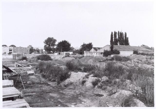 016956 - Terrein waarop vroeger het kasteel van Tilburg heeft gestaan