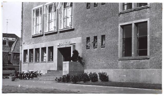 027163 - Hoofdbureau van Politie. Architect W. Vintges.