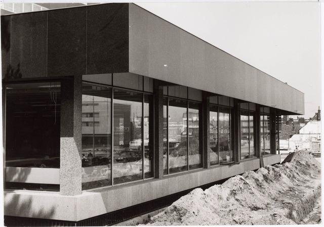 032647 - Nieuwbouw stadskantoor aan het Stadhuisplein (receptiezaal);