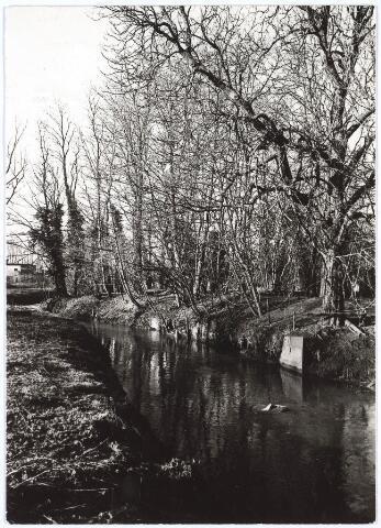 023962 - Het riviertje De Leij ter hoogte van Koningshoeven