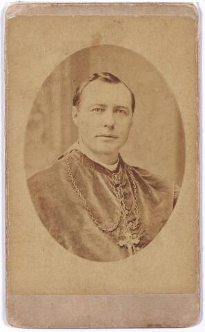 004732 - Mgr. Franciscus Augustinus Antonius JANSSENS (*Tilburg 1843  †1897) werd in 1881 bisschop van Natchez (Mississipi) en in 1888 aartsbisschop van New Orleans. Zie voor uitvoerige beschrijving fotonr. 4731