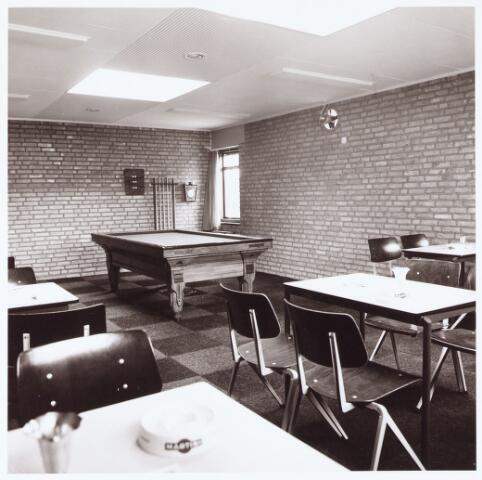 063243 - Op 2 september 1967 werd het cultureel centrum de Schalm aan de Eikenbosch 1 geopend.