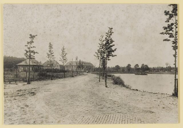075244 - Serie ansichten over de Oisterwijkse Vennen.  Ven: Klompven