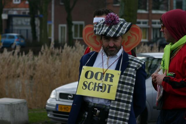 657249 - Carnaval. Optocht. D'n opstoet in Tilburg.