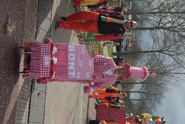 658175 - Carnaval. Optocht. D'n Opstoet. Kruikenstad. Carnavalsoptocht in Tilburg op 11 februari 2018.