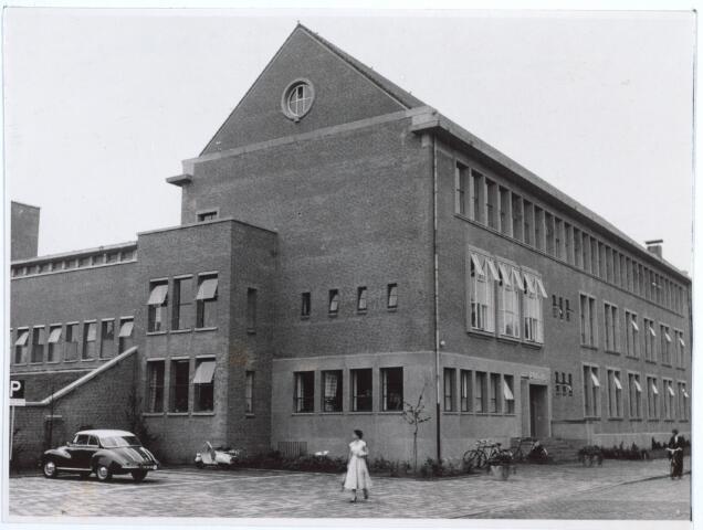 027159 - Politiebureau aan de Noordhoekring, voorheen Lange Schijfstraat